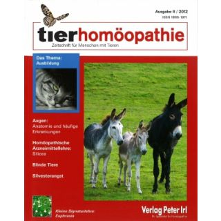 tierhomöopathie 2/2012