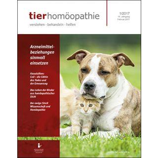 tierhomöopathie 01/2017