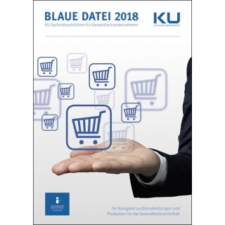Blaue Datei 2018
