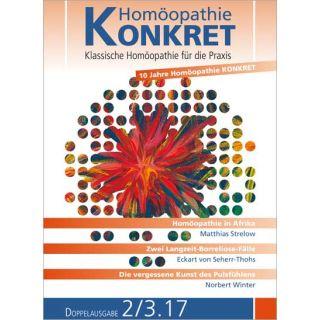 Homöopathie Konkret 2017/02-03