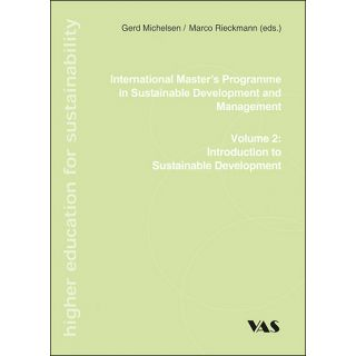 Internationaler Master's Programme in Sustainable Development ans Management