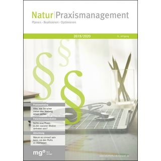 Natur & Praxismanagement 2019/2020