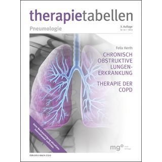 therapietabellen | Therapie der COPD