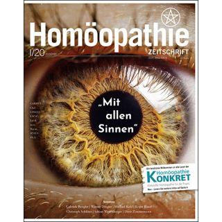 Homöopathie Zeitschrift 2020/01