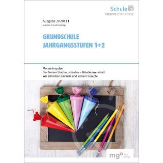 Kreative Ideenbörse Grundschule 1+2 - Digitales Probeheft