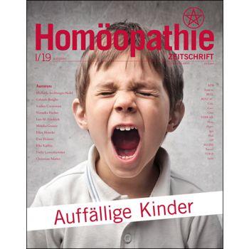Homöopathie Zeitschrift 2019/01