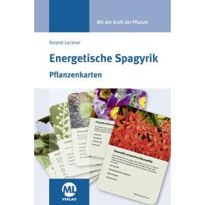 Energetische Spagyrik, Pflanzenkarten